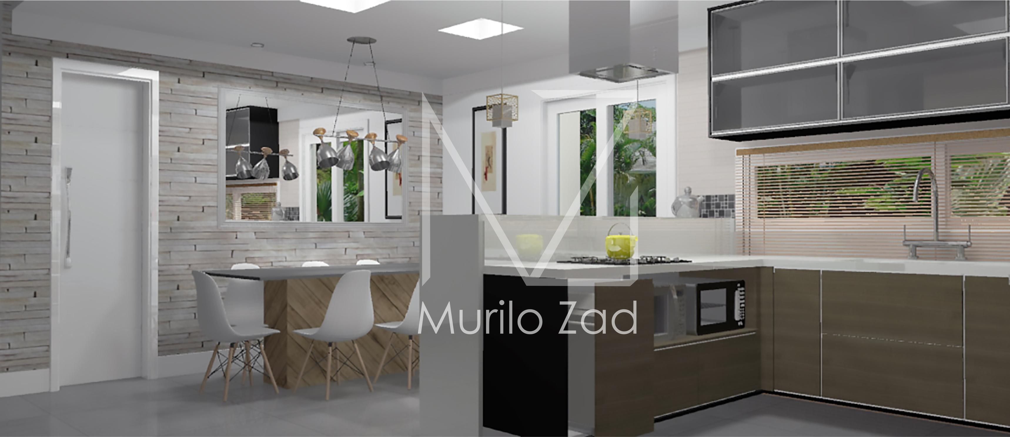 Salas de Jantar – Murilo Zadulski – Design e decoração de  #4A603D 3436 1487