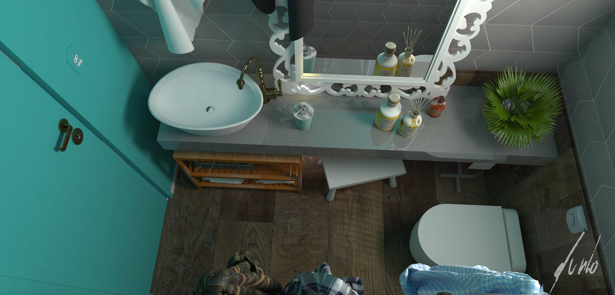 projeto por Murilo Zadulski – Designer de interiores em Curitiba  #33817D 2048 984