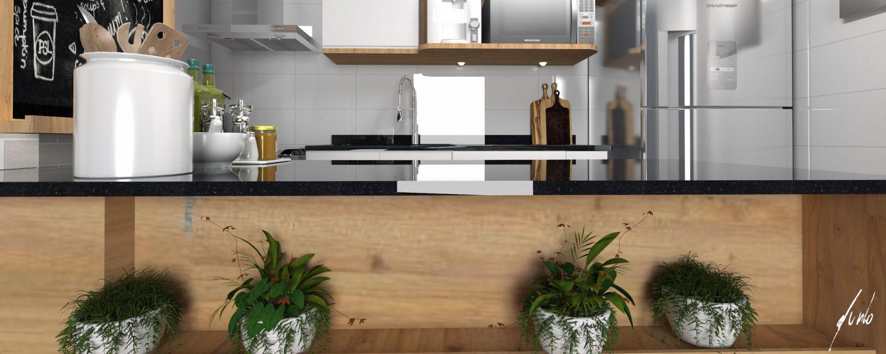 Cropped Cozinha Americana Com Bancada Design 07 Jpg Est Dio Murilo