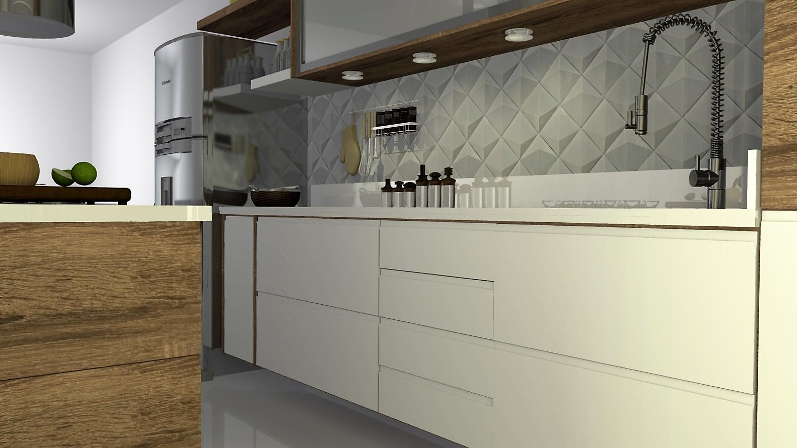 Projetos De Cozinhas Pequenas Com Ilha Cozinhas Modelos Designer De