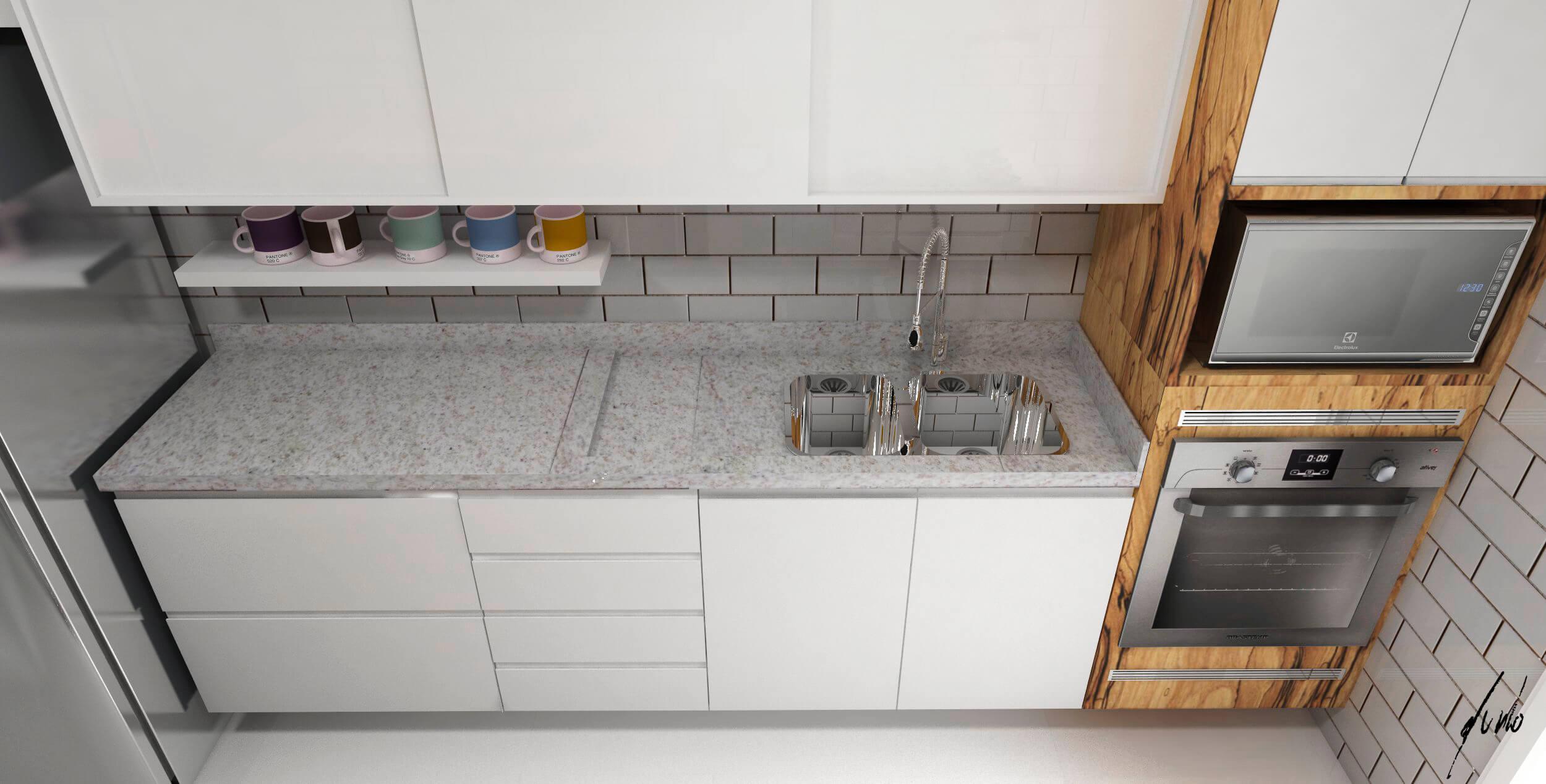 projeto por Murilo Zadulski Designer de interiores em curitiba img09 #90663B 2500 1269