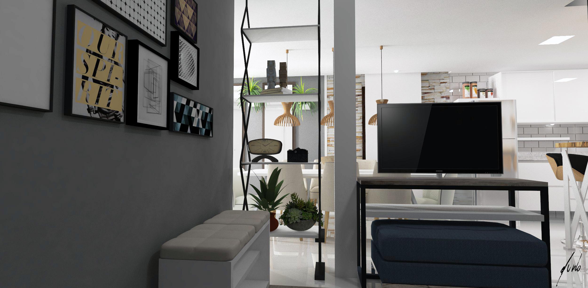Salas bruner est dio murilo zadulski interiores design - Estudio de interiores ...