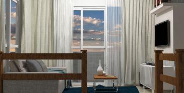 Salas de estar cobertura duplex no agua verde curitiba parana projeto de design e decoracao por murilo zadulski designer de interiores em curitiba img0120