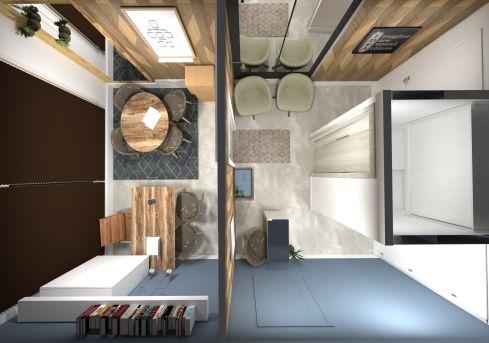 sala coporativa em curitiba projeto de design de interiores ideias designer de interiores em curitiba projeto decoracao e imagens por murilo zadulski 05