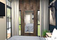 Projeto de design e decoração Suite do casal - Sobrado em pinhais - projeto e imagens por murilo zadulski designer de interiores em curitiba 0106 02 Empresa de design de interiores em curitiba