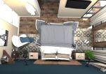 Projeto de design e decoração Suite do casal - Sobrado em pinhais - projeto e imagens por murilo zadulski designer de interiores em curitiba 0106 Empresa de design de interiores em curitiba 78