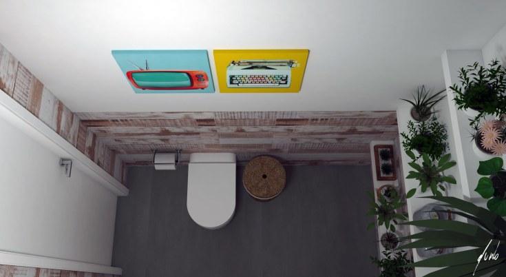 Lavabo para a churrasqueira - Projeto e imagens por estudio Murilo Zadulski - ambientes exclusivos, projetos de design e decoração de interiores em Curitiba - img01