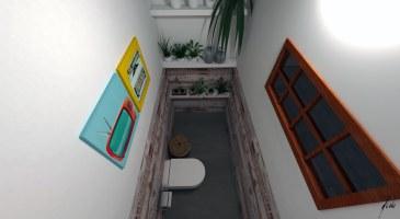 Lavabo para a churrasqueira - Projeto e imagens por estudio Murilo Zadulski - ambientes exclusivos, projetos de design e decoração de interiores em Curitiba - img02