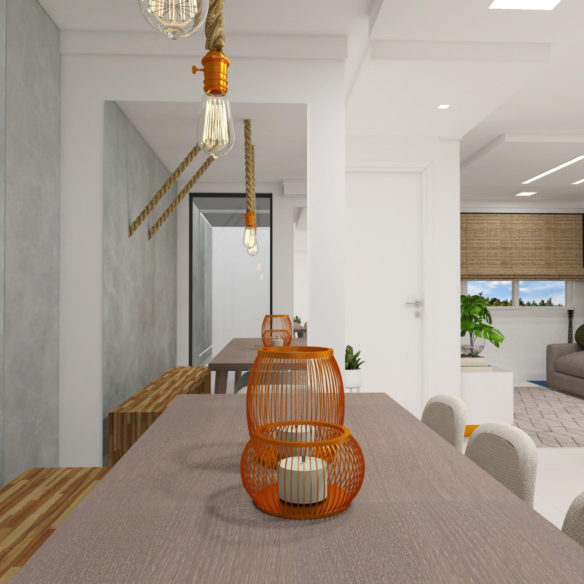 Sala de estar contemporânea desenvolvida pelo estúdio Murilo Zadulski Interiores - Designer de interiores em Curitiba - Projetos e consultoria img015