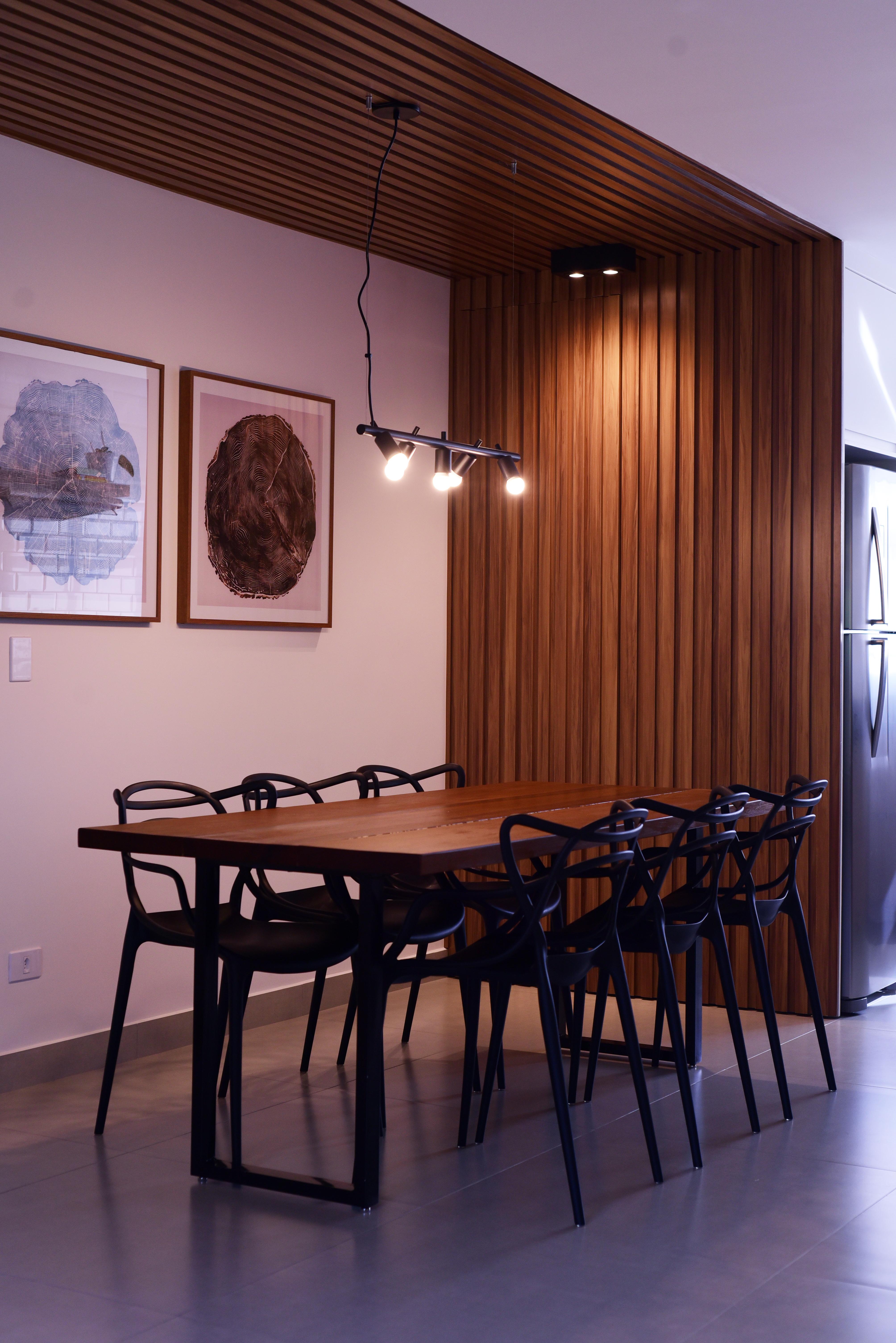 Projeto de design para reforma de apartamento moderno em Curitiba - Estudio Murilo Zadulski Interiores - Projeto sala de jantar moderna minimalista 0002