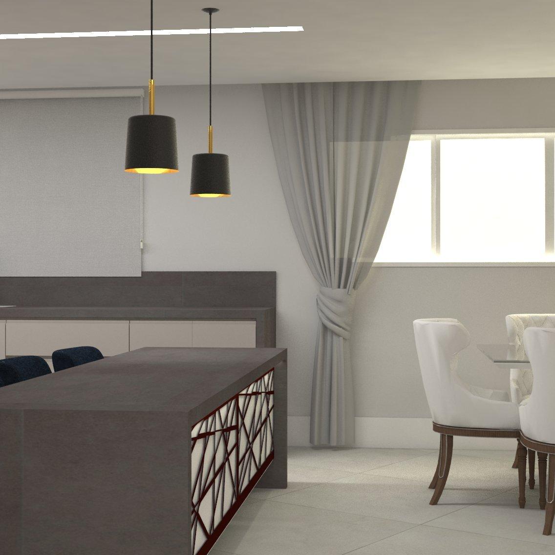Projeto de cozinha moderna -minimalista para casa em curitiba - estudio murilo zadulski interiores - design em curitiba0205